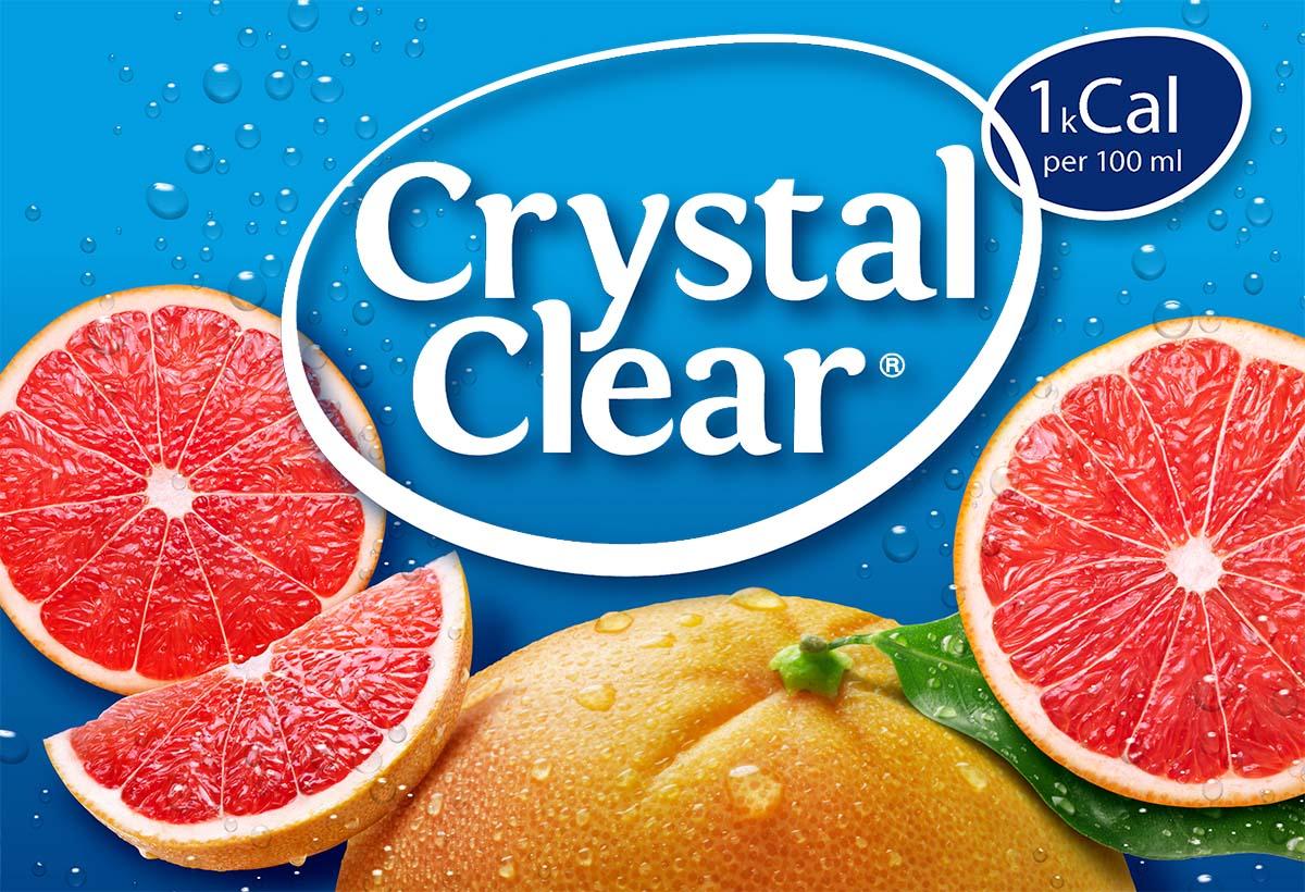 Packaging fotografie van Crystal Clear Grapefruit gemaakt door Studio_m Fotografie Amsterdam