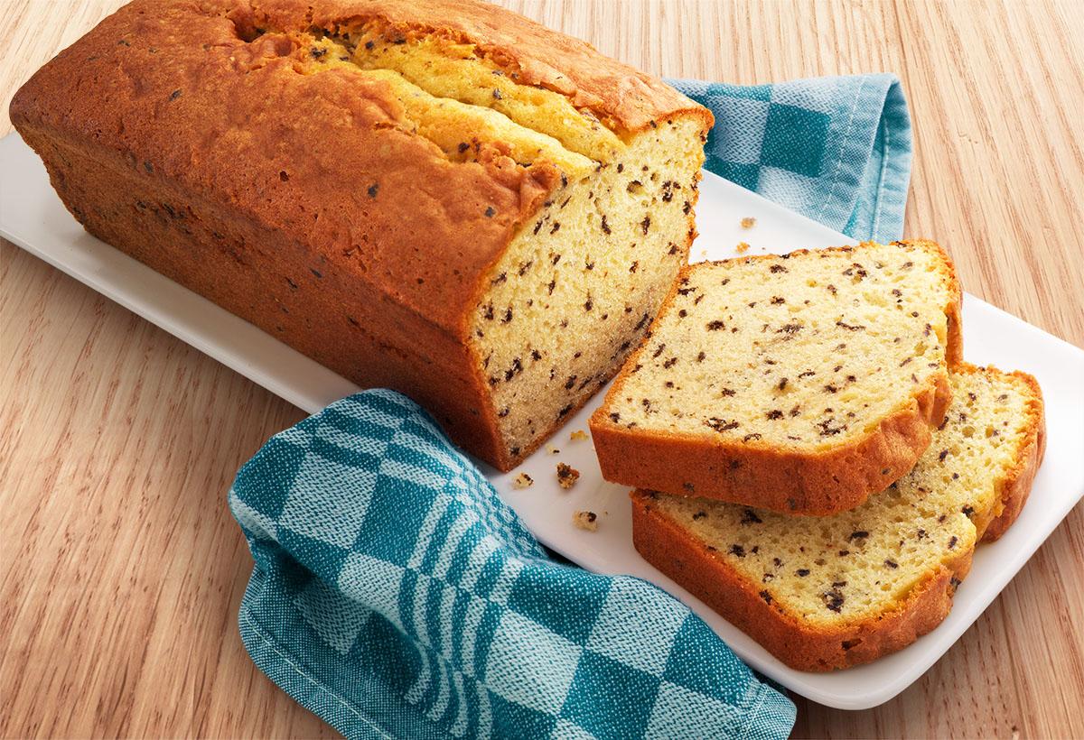 Food styling fotografie van Stracciatella cake gemaakt door Studio_m Fotografie Amsterdam