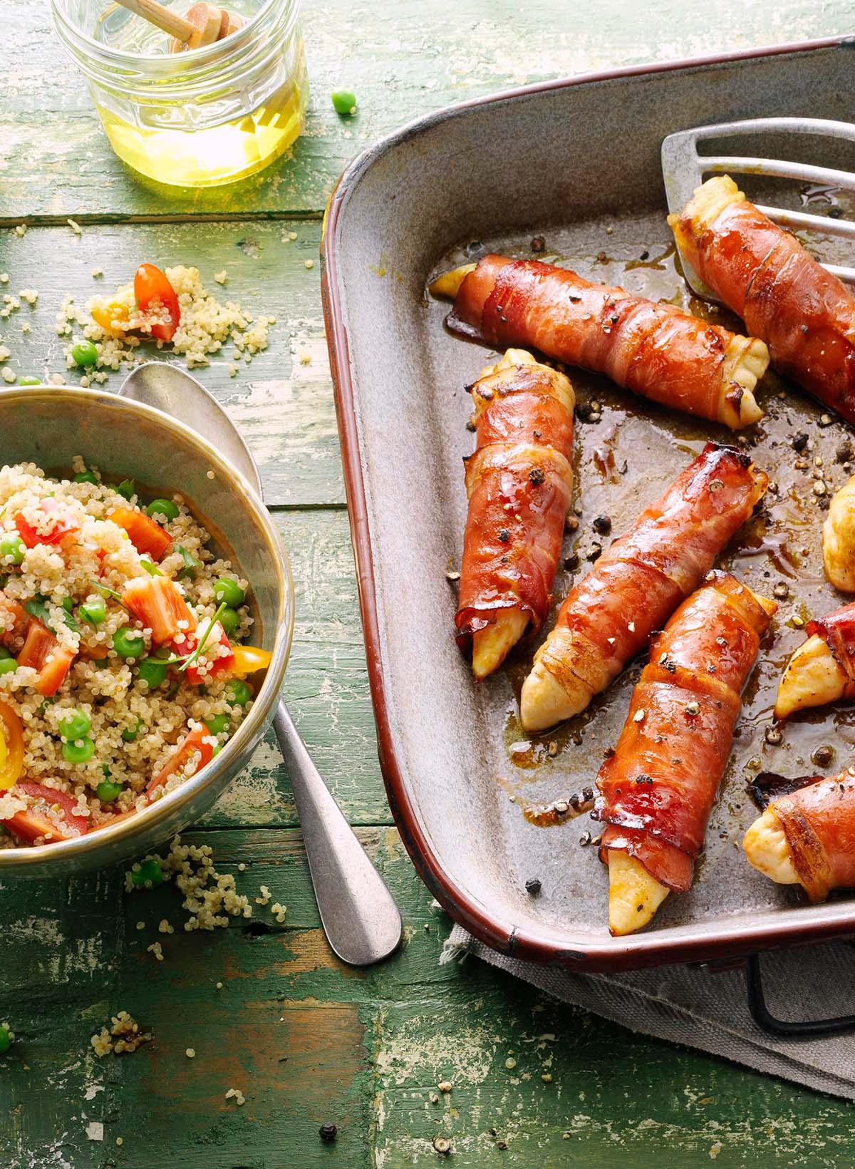Food culinaire fotografie van diots icm een kom couscous hummus gemaakt door Studio_m Fotografie Amsterdam