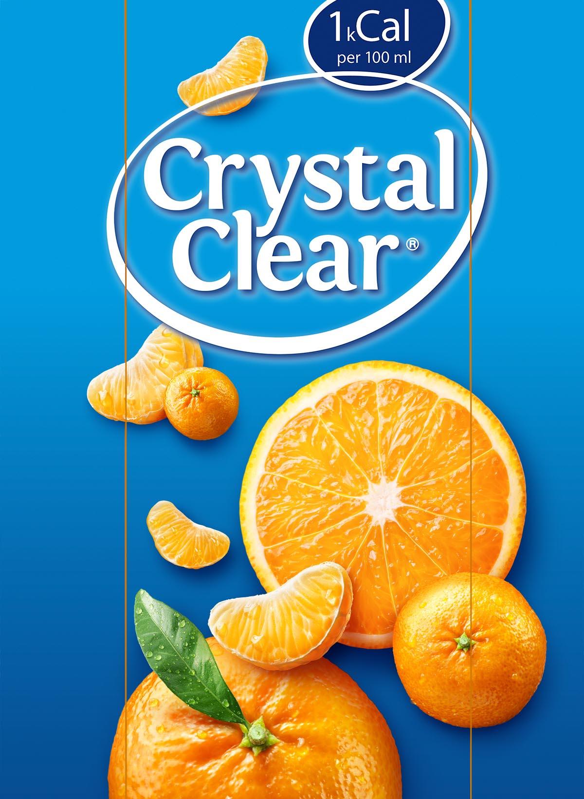 Packaging fotografie van Crystal Clear Orange gemaakt door Studio_m Fotografie Amsterdam