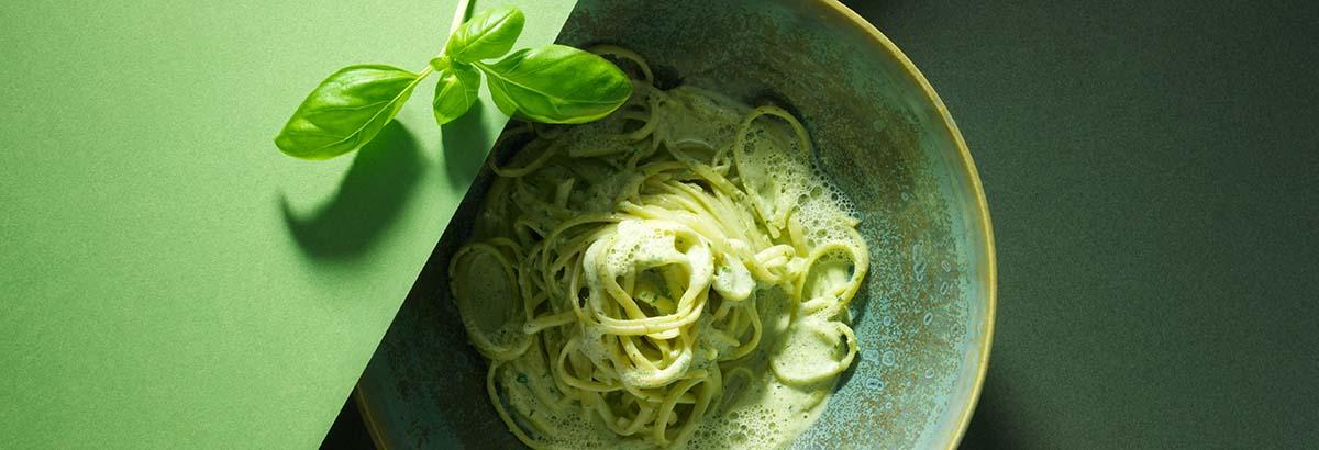 Food culinaire fotografie van een pasta gemaakt door Studio_m Fotografie Amsterdam