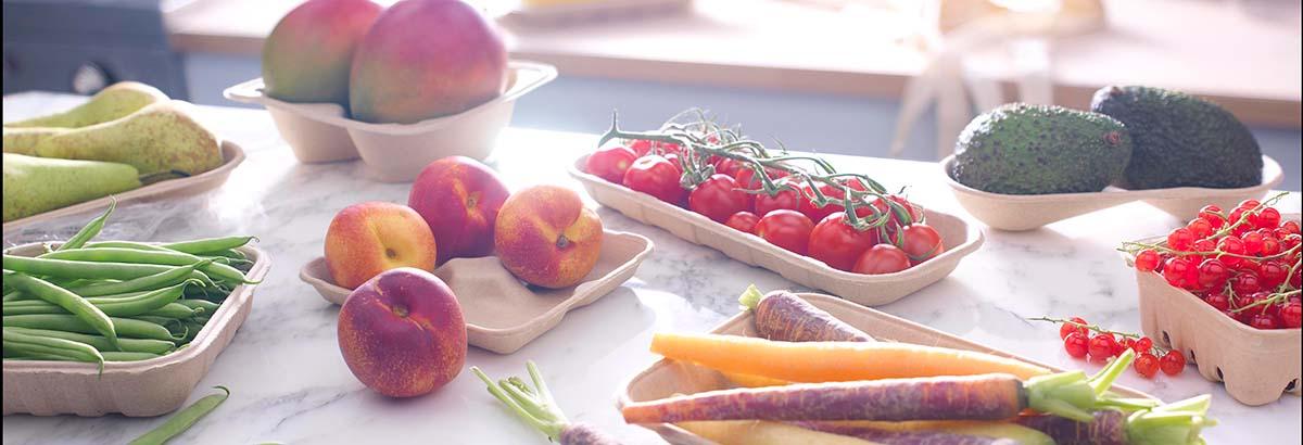 Food styling fotografie van groenten en fruit gemaakt door Studio_m Fotografie Amsterdam