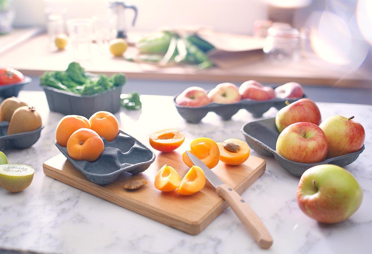 Food fotografie van groenten en fruit gemaakt door Studio_m Fotografie Amsterdam