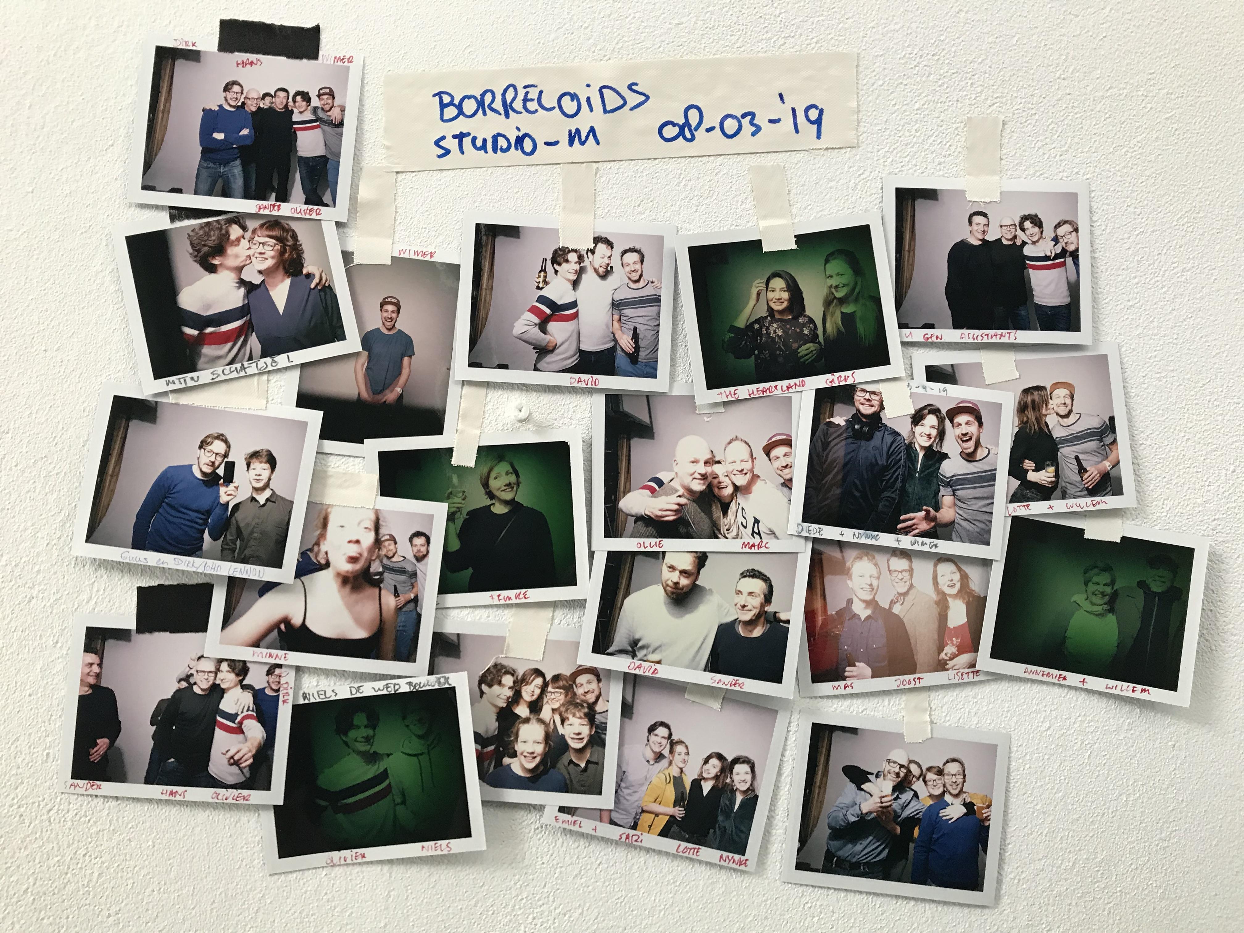 Food stylist fotografie van verschillende groepsfoto's gemaakt door Studio_m Fotograaf Amsterdam