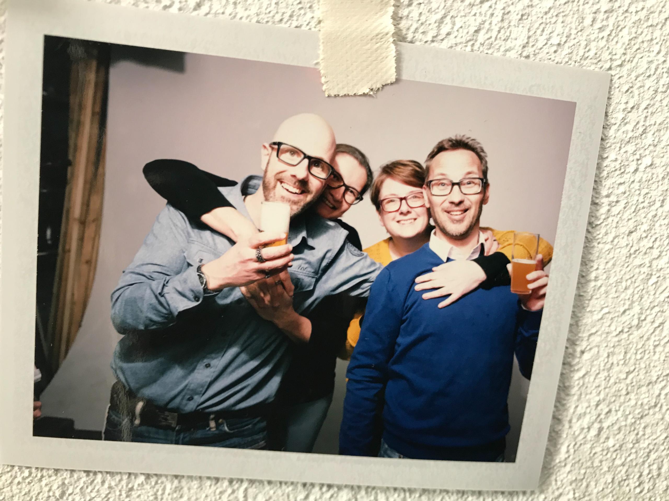 Food stylist fotografie van een groepsfoto gemaakt door Studio_m Fotograaf Amsterdam