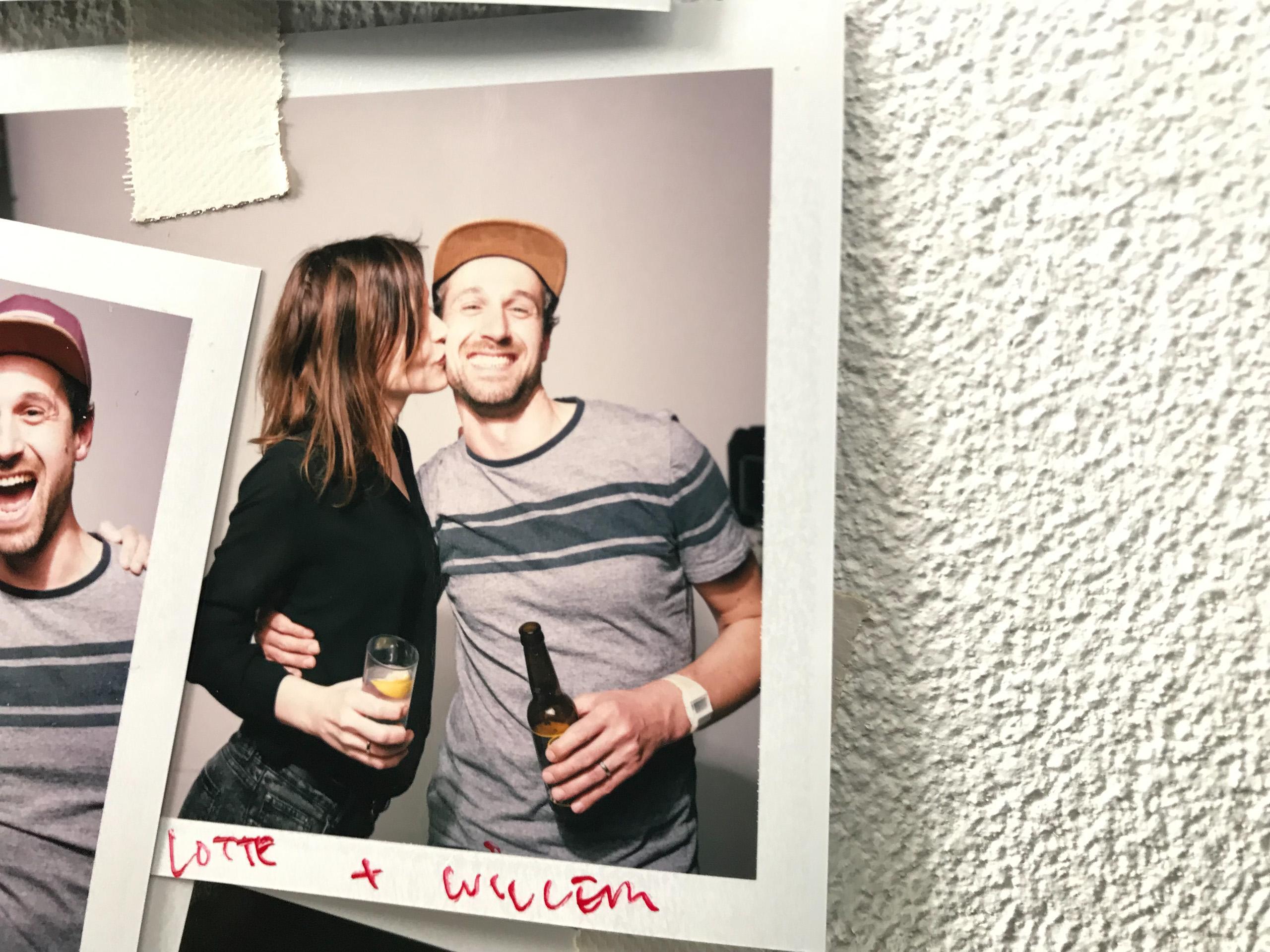 Food stylist fotografen met Lotte en Willem gemaakt door Studio_m Fotograaf Amsterdam