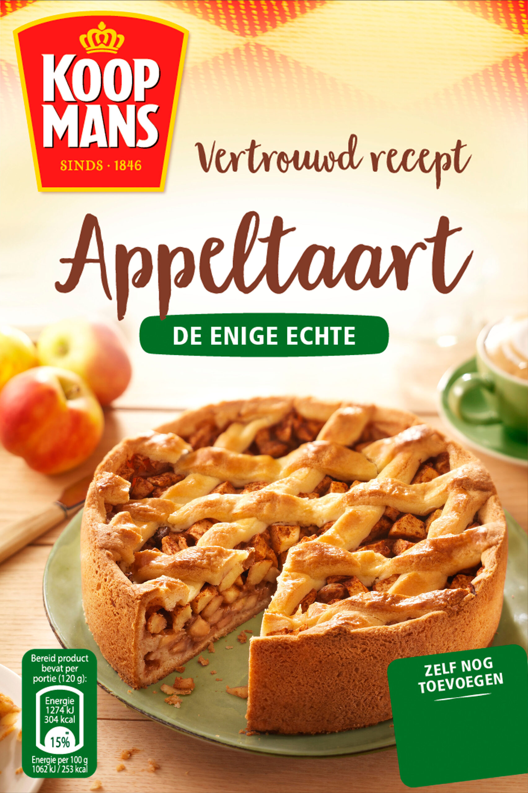 food photography of apple pie by STUDIO_M
